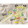 Tour de Romandie 2021: route stage 4 - source:tourderomandie.ch