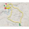 Tour de Romandie 2021: route stage 5 - source:tourderomandie.ch