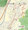 Tour de Suisse 2014 Route stage 1: Bellinzona - Bellinzona