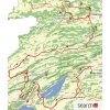 Tour de Suisse 2014 Route stage 6: Büren an der Aare - Delémont