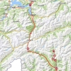 Tour de Suisse 2015 Route 3rd stage: Brunnen - Olivone - source: tourdesuisse.ch