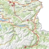 Tour de Suisse 2015 Route 4th stage: Flims/Laax/Falera - Schwarzenbach - source: tourdesuisse.ch
