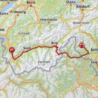 Tour de Suisse 2017 stage 5: Route - source: tourdesuisse.ch