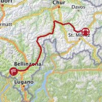 Tour de Suisse 2017 stage 6: Route - source: tourdesuisse.ch