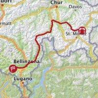 Tour de Suisse 2017 stage 6: Route - source: tourdesuisse.ch