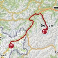 Tour de Suisse 2017 stage 7: Route - source: tourdesuisse.ch