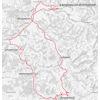 Tour de Suisse 2019: route stage 2 - source: tourdesuisse.ch