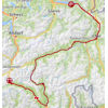 Tour de Suisse 2019: route stage 7 - source: tourdesuisse.ch