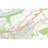 Tour de Suisse 2021: route stage 1 - source: tourdesuisse.ch