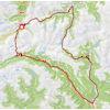Tour de Suisse 2021: route stage 8 - source: tourdesuisse.ch