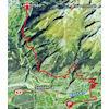 Tour de Suisse 2020 - virtual: route stage 1 - source: digital-swiss-5.ch