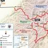 Tour Down Under 2016: Route 2nd stage - source: www.tourdownunder.com.au