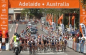 Tour down under 2014 Adelaid