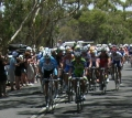 Tour Down Under 2014 Route stage 1: Nuriootpa – Angaston