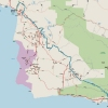 Tour of California 2014 Route stage 5: Prismo Beach - Santa Barbara