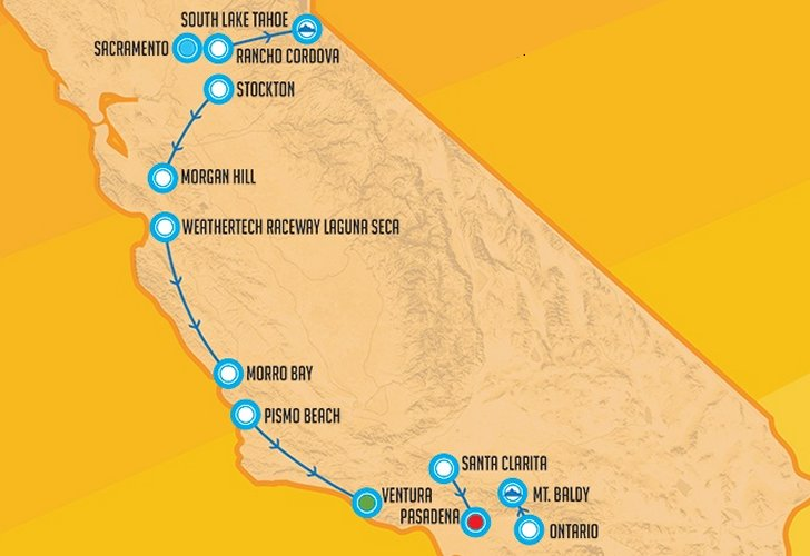 Tour Of California 2019 Tour of California 2019
