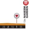 Tour of Oman 2014 stage 1: The last kilometers to the finish in Naseem Garden