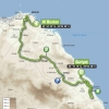 Tour of Oman 2014 stage 2: From Al Bustan to Quriyat, 139 km