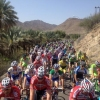 Tour of Oman 2014 stage 4: Here we go. Neutral zone - source www.tourofoman.om
