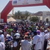 Tour of Oman 2014 stage 5: Before the start in BidBid - source www.tourofoman.om