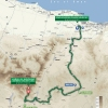Tour of Oman 2016 Route stage 4: Knowledge Oasis Muscat – Green Mountain - source: GeoAtlas