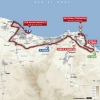 Tour of Oman 2016 Route stage 6: The Wave Muscat – Matrah Corniche - source: GeoAtlas