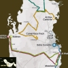 Tour of Qatar 2014: The route