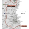 Tour of Qatar 2015 stage 2: Al Wakra – Al Khor Corniche - source: GeoAtlas