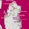Tour of Qatar 2016: The Route - source:letour.fr