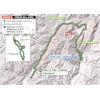 Tour of the Alps 2020: route stage 5 - source: www.tourofthealps.eu