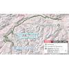 Tour of the Alps 2021: route stage 2 - source: www.tourofthealps.eu