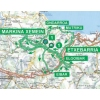Tour of the Basque Country 2016 : Route 1st stage - source: itzulia.net