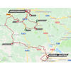 Tour of the Basque Country 2019: route 4th stage - source: www.itzulia.eus