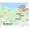 Tour of the Basque Country 2021 Route stage 3 - source: www.itzulia.eus