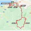 Tour of the Basque Country 2021 Route stage 4 - source: www.itzulia.eus
