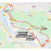 Tour of the Basque Country 2021 Route stage 6 - source: www.itzulia.eus