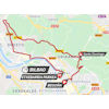 Tour of the Basque Country 2021 Route stage 1 - source: www.itzulia.eus