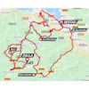 Tour of the Basque Country 2021 Route stage 2 - source: www.itzulia.eus