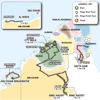 UAE Tour 2020 route - source: uaetour.com