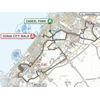 UAE Tour 2020 route stage 4 - source: uaetour.com