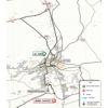 UAE Tour 2020 route stage 5 - source: uaetour.com