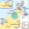 UAE Tour 2021 route - source: uaetour.com