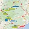 Volta a Catalunya 2016 Route stage 1: Calella - Calella - source: www.voltacatalunya.cat