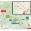 Volta a Catalunya 2016 Route stage 3: Girona - La Molina (Alp) - source: www.voltacatalunya.cat