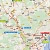 Volta a Catalunya 2016 Route stage 7: Barcelona - Barcelona - source: www.voltacatalunya.cat