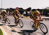 Volta a Catalunya 2019 Route stage 6: Valls – Vila-seca