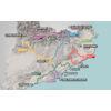 Volta a Catalunya 2020 route - source: voltacatalunya.cat/