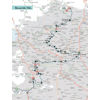 Vuelta a Burgos 2020 route stage 3 - source:vueltaburgos.com