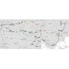 Vuelta a Burgos 2020 route stage 5 - source:vueltaburgos.com