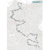 Vuelta a Burgos 2021 route stage 3 - source:vueltaburgos.com